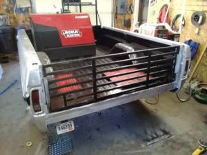 Lincoln Electric Welder/Generator Mobile welding wagon ready