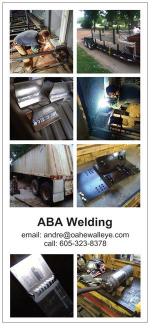 ABA Welding brochure - back